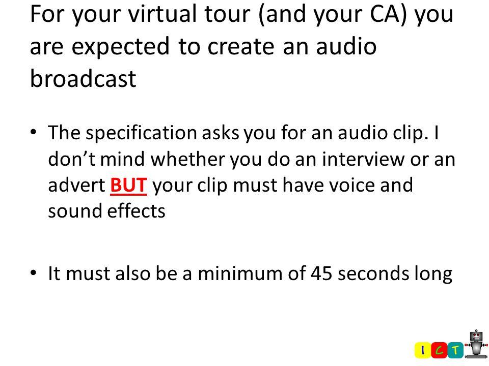 Using Radio (audio) as an effective medium for communication Radio isn't dead.