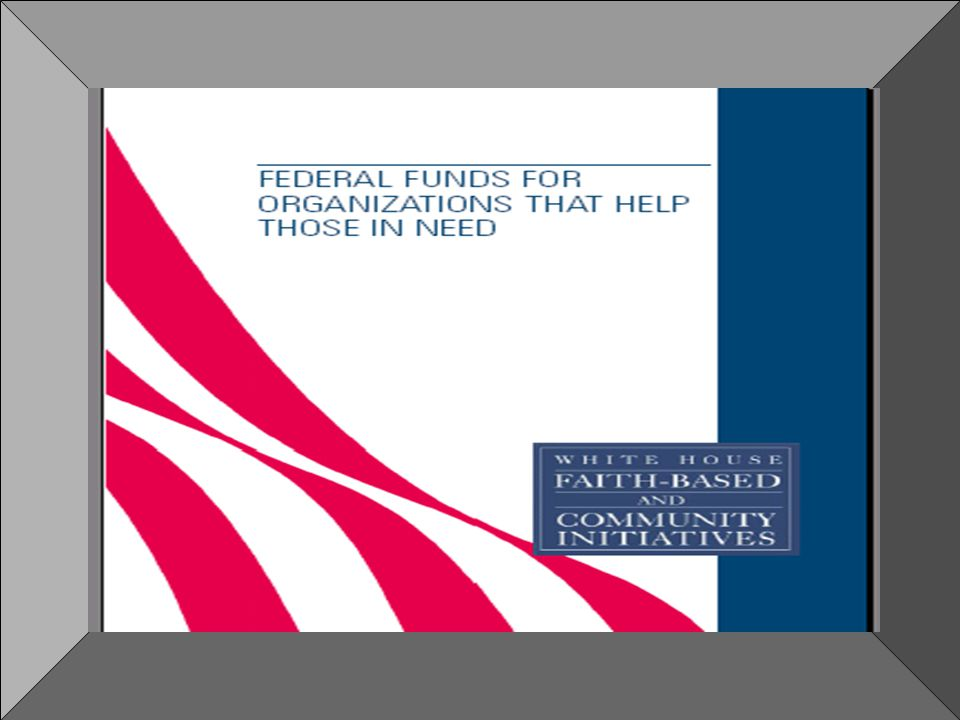 Funding Opportunities  Application notices published in Federal Register and FedBizOpps  Contact program office for: Grant application package Example of quality application Info on application workshops