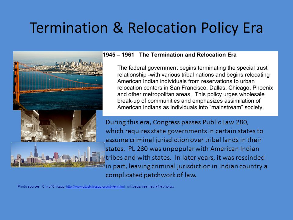 The Indian Reorganization Act Era (1934 - 1945) The Meriam Report, published in 1928, reports on the conditions of American Indians in more than 20 st