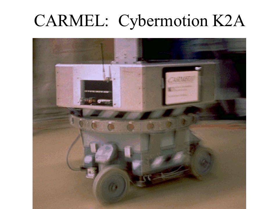 CARMEL: Cybermotion K2A