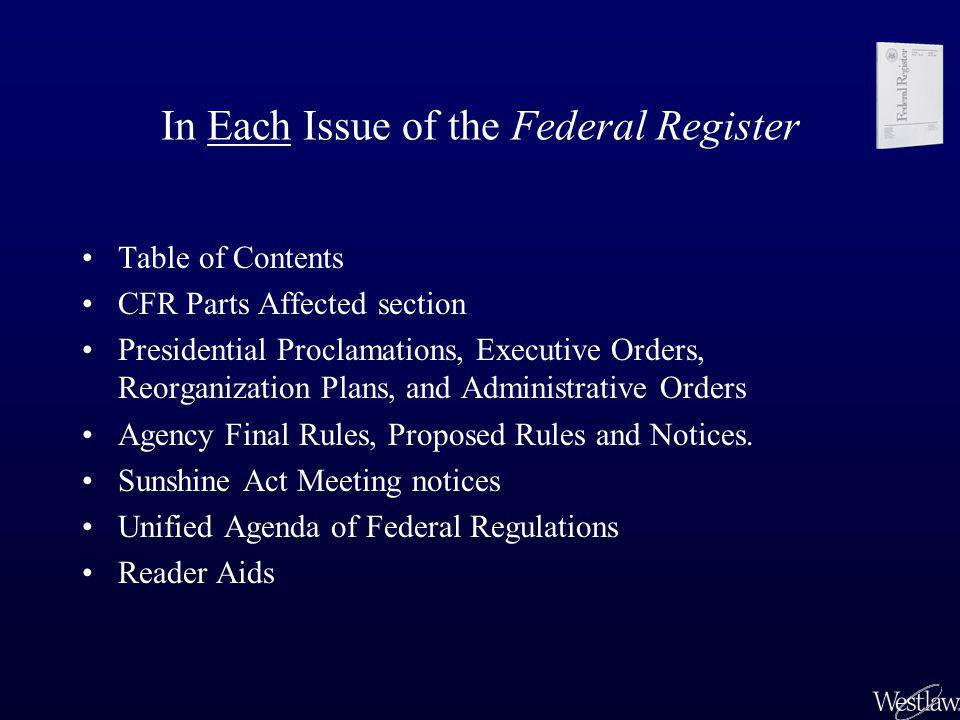 Final Rule as published in the Federal Register on January 15, 2002, and amending, among other regulations, 14 CFR 121.313.