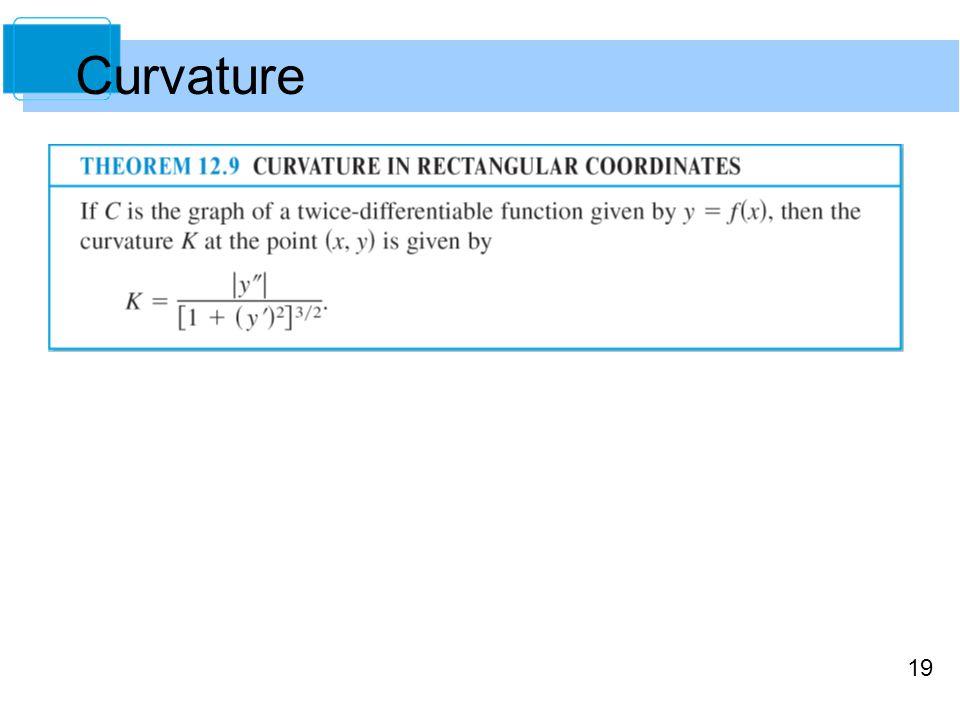 19 Curvature