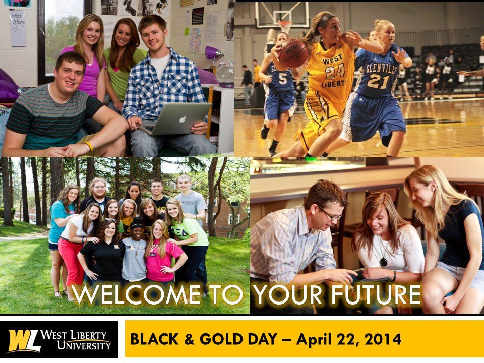 BLACK & GOLD DAY – April 22, 2014