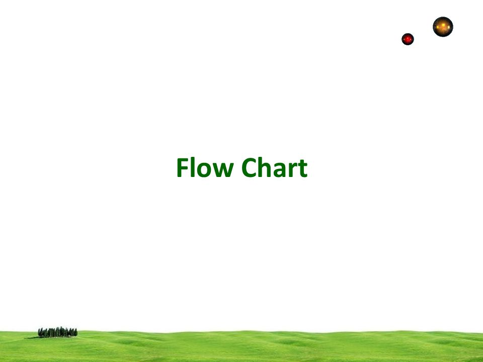 A flow chart is a graphical or symbolic representation of a process.