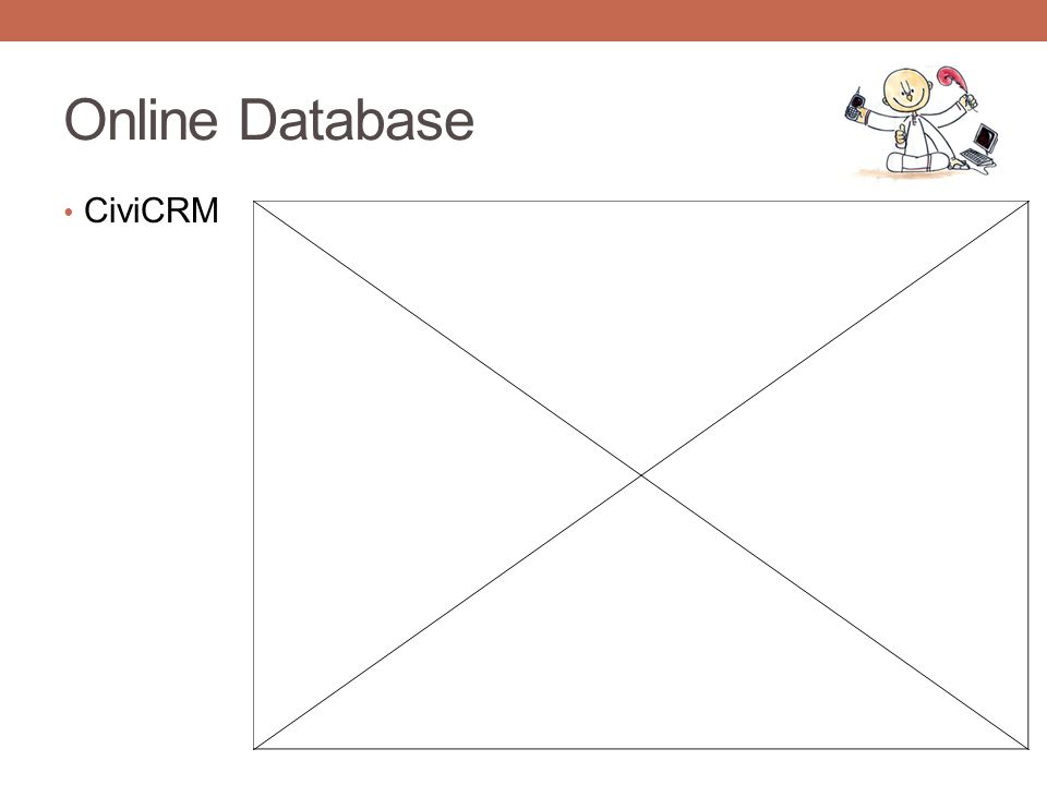 Online Database CiviCRM