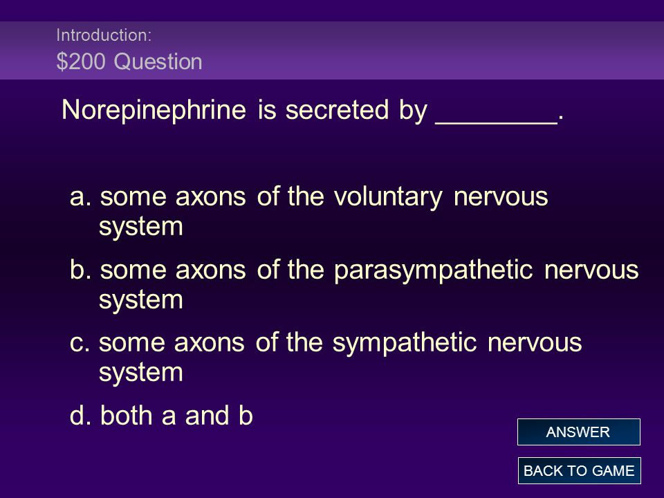 ANS Anatomy: $200 Answer The parasympathetic fibers that constrict the iris originate in the ______ ganglia.