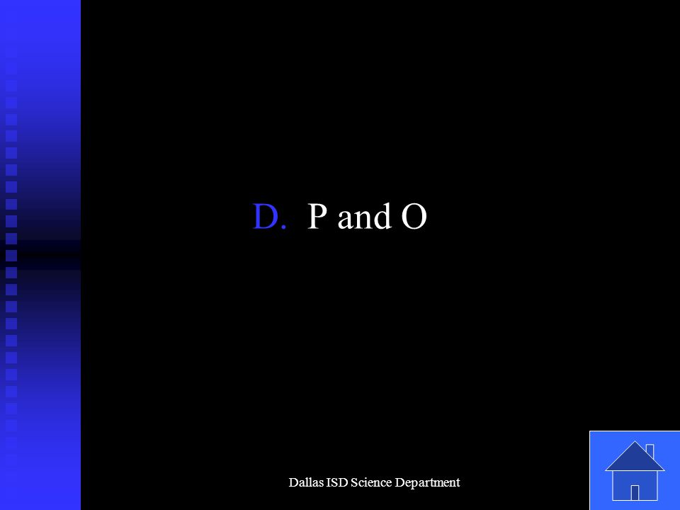 Dallas ISD Science Department When the above equation is balanced, the coefficient for magnesium chloride is — A 0 B 1 C 2 D 4