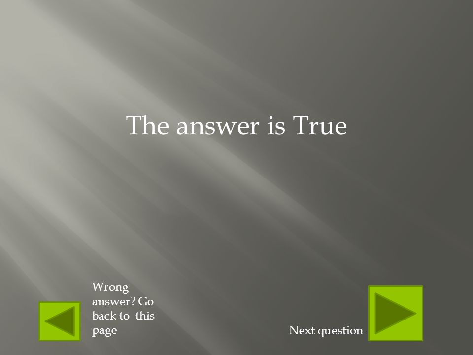 The heading tells what the whole report is about. True or False Click to find the answer
