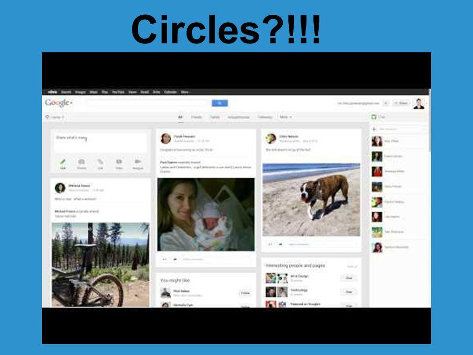 Circles !!!