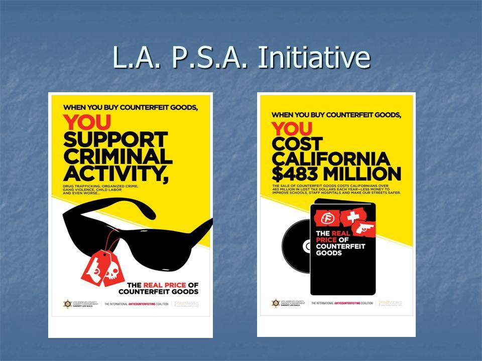 L.A. P.S.A. Initiative
