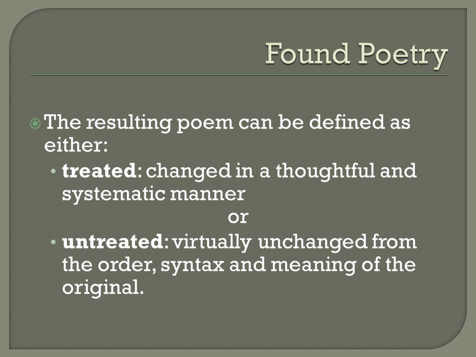  Listen to a found poem by Naomi Shihab Nye.