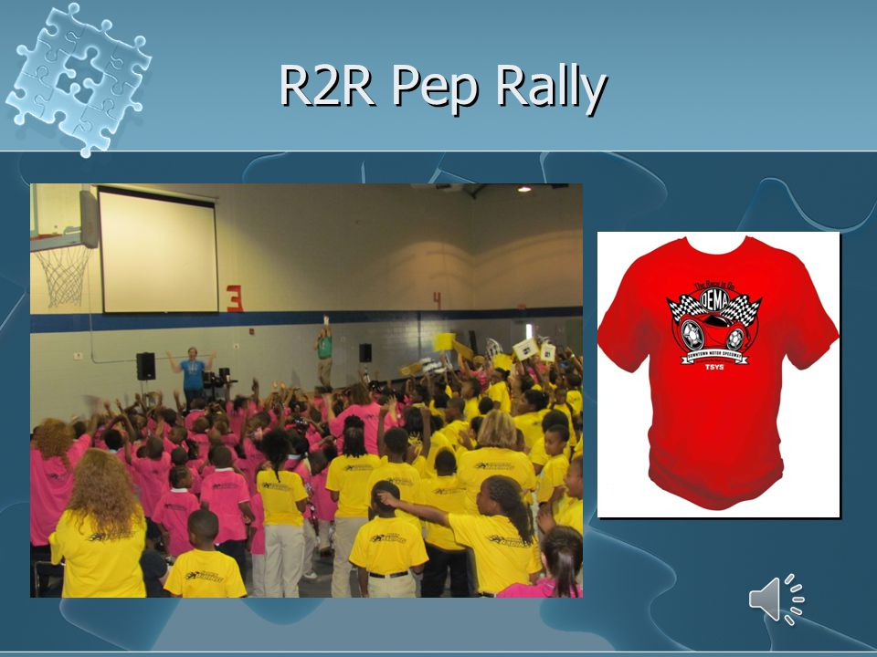 Components Kick Off- Pep Rally, Contracts Weekly Incentives Every 9 Weeks Period- Small treats, Blow out celebrations Kick Off- Pep Rally, Contracts Weekly Incentives Every 9 Weeks Period- Small treats, Blow out celebrations I thought it was fun.