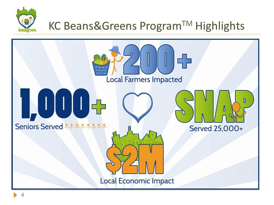 KC Beans&Greens Program TM Highlights 4