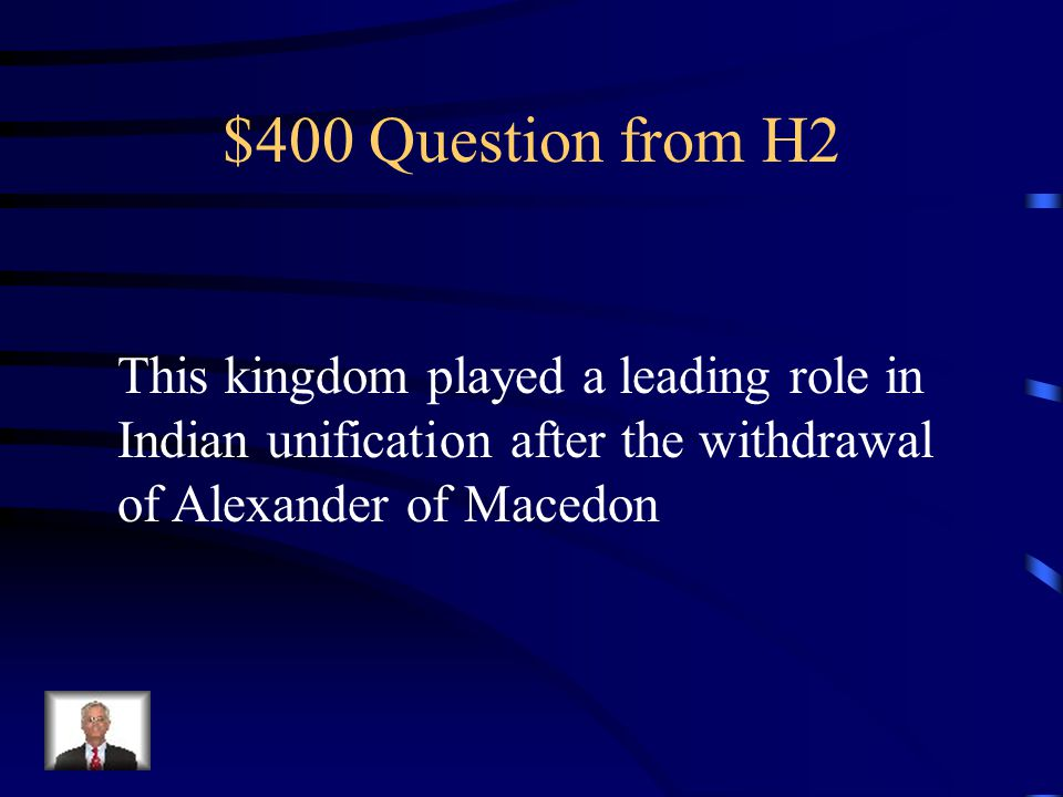 $300 Answer from H2 Who is Kautalya