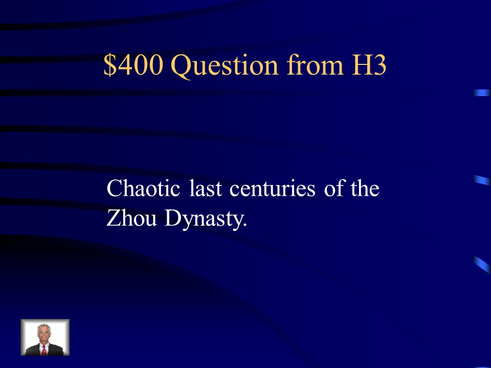 $300 Answer from H3 Who are the Xiongnu