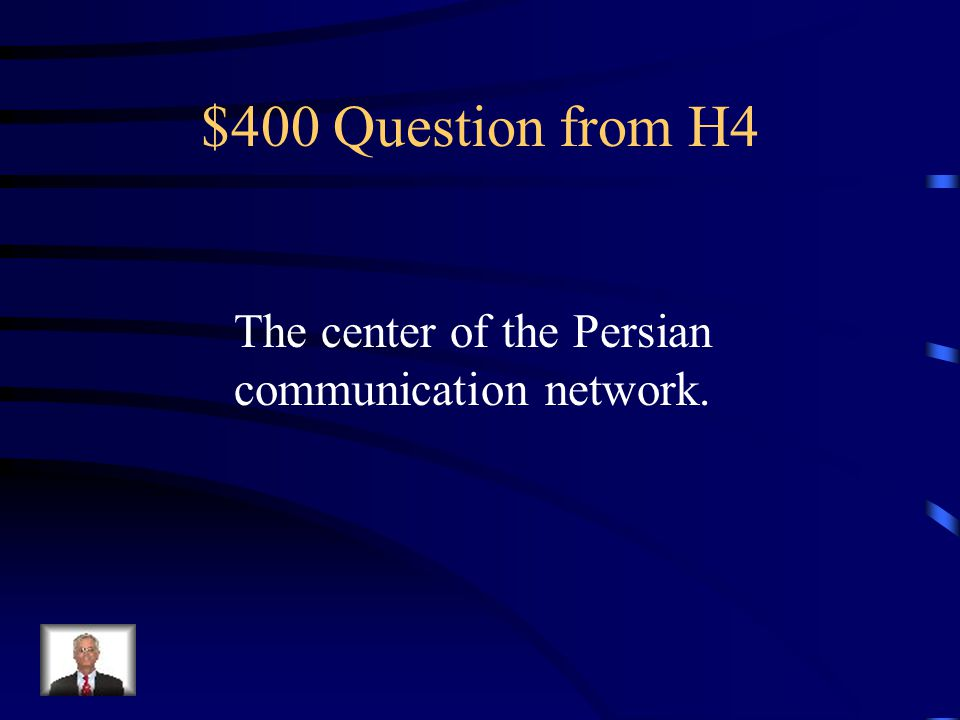 $300 Answer from H4 What is the Persian Legal code