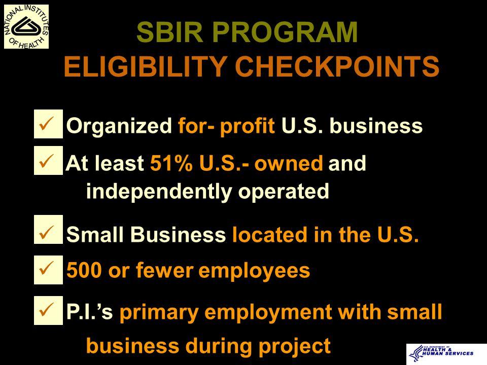Organized for- profit U.S.