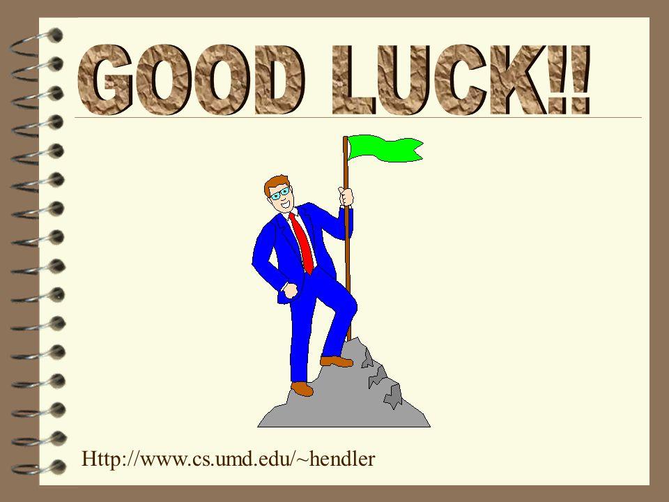 Http://www.cs.umd.edu/~hendler