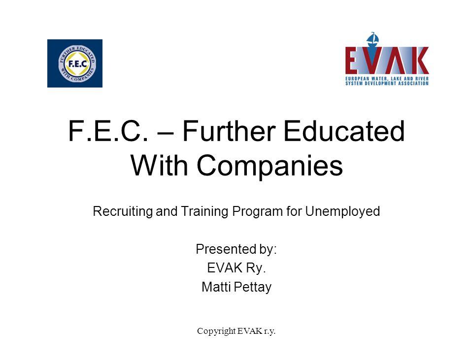 Copyright EVAK r.y.F.E.C.