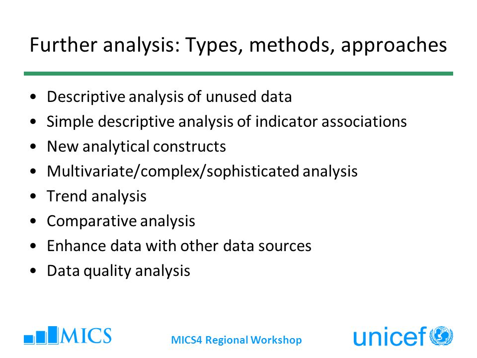 Strategies to Encourage Further Analysis How do we ensure that data are further analyzed.