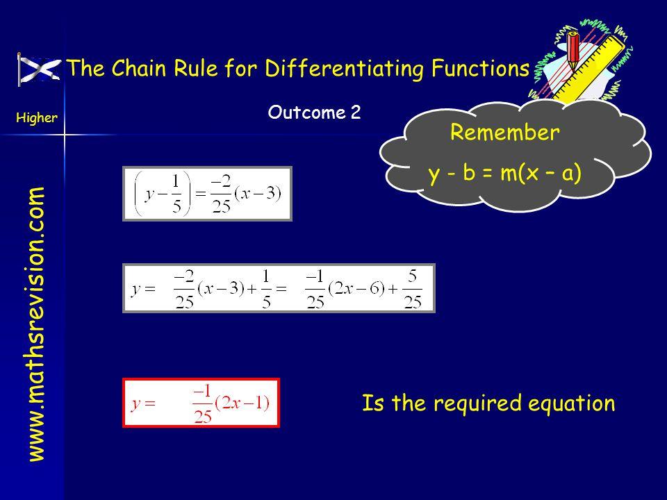 Calculus Revision Back Next Quit Find