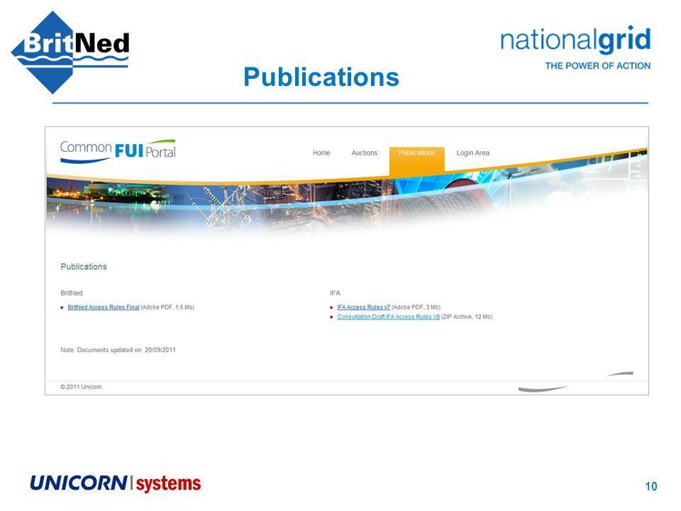 Publications 10