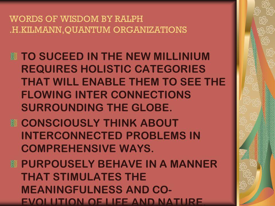 TALENT CENTRIC FUTURE KNOWLEDGE MANAGEMENT.KNOWLEDGE MANAGEMENT.