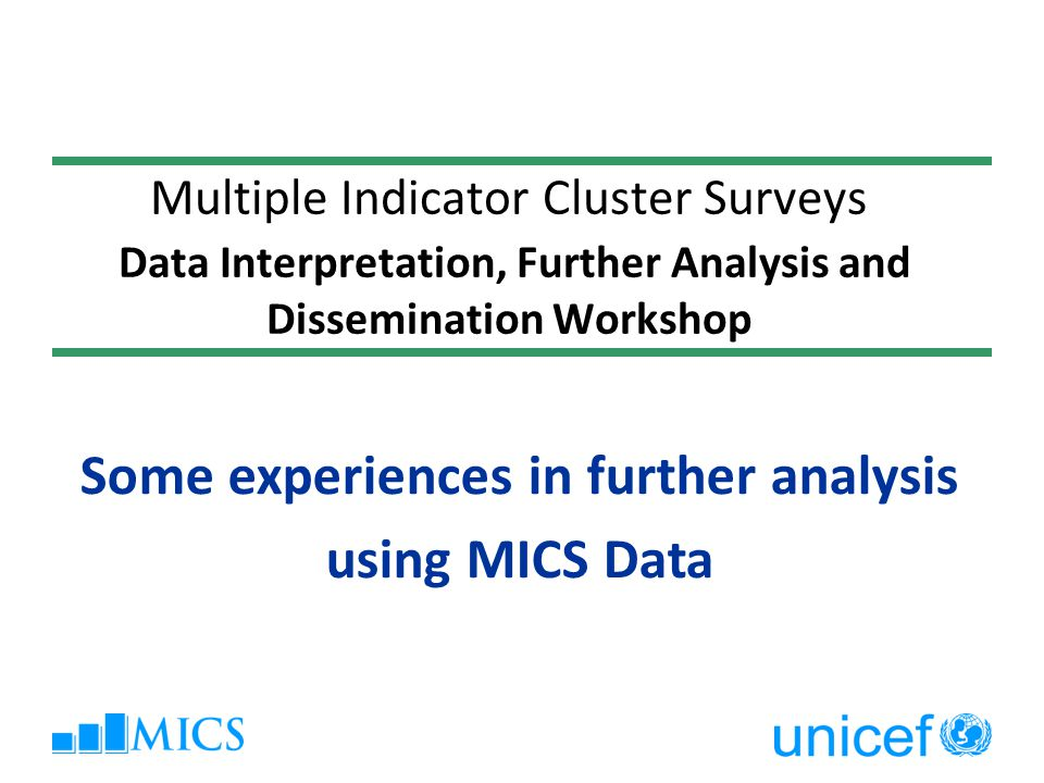Simple further analysis in answer to specific queries 2