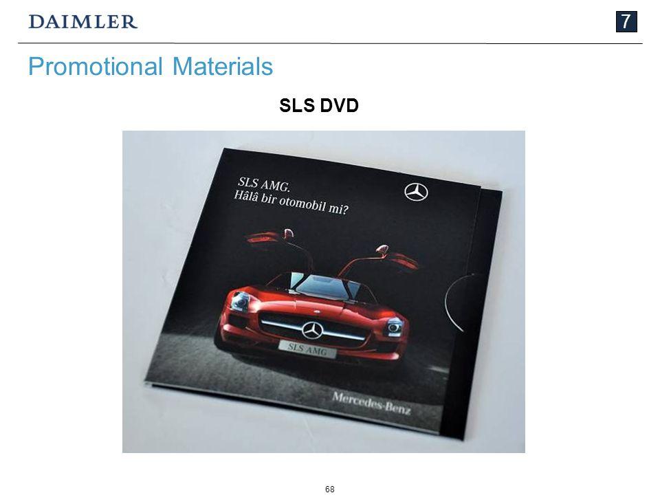 68 7 Promotional Materials SLS DVD