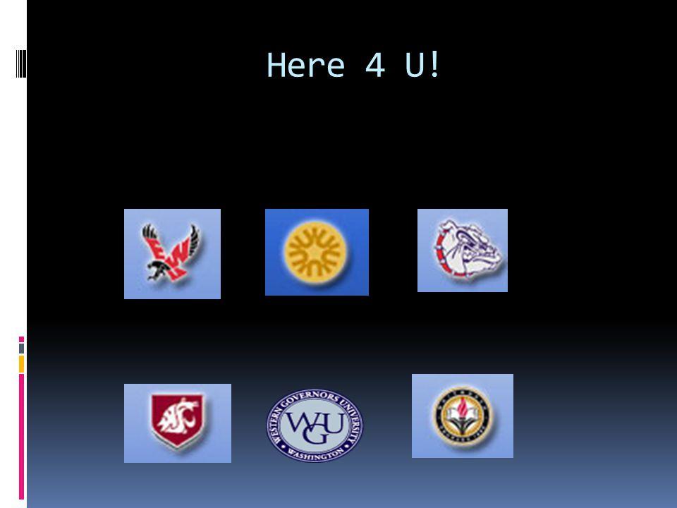 Here 4 U!