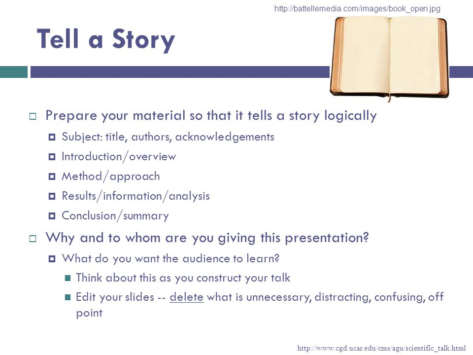 Starting  Starting out is the hardest part of the talk  Memorize the first few lines …  Hello, I'm Brian Mailloux.