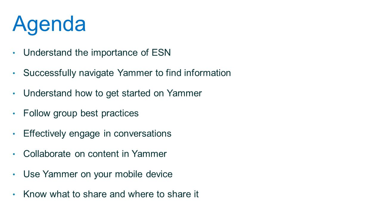 Start Group Conversations via Email Scroll down to access options [ ] Yam Tip: Save the email address to your contacts.