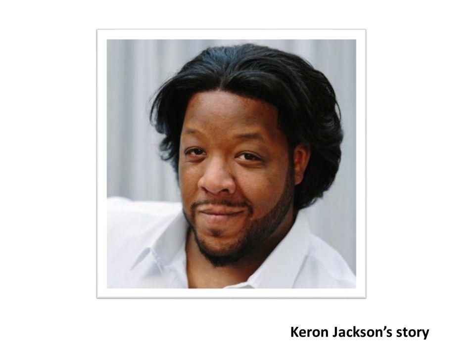Keron Jackson's story