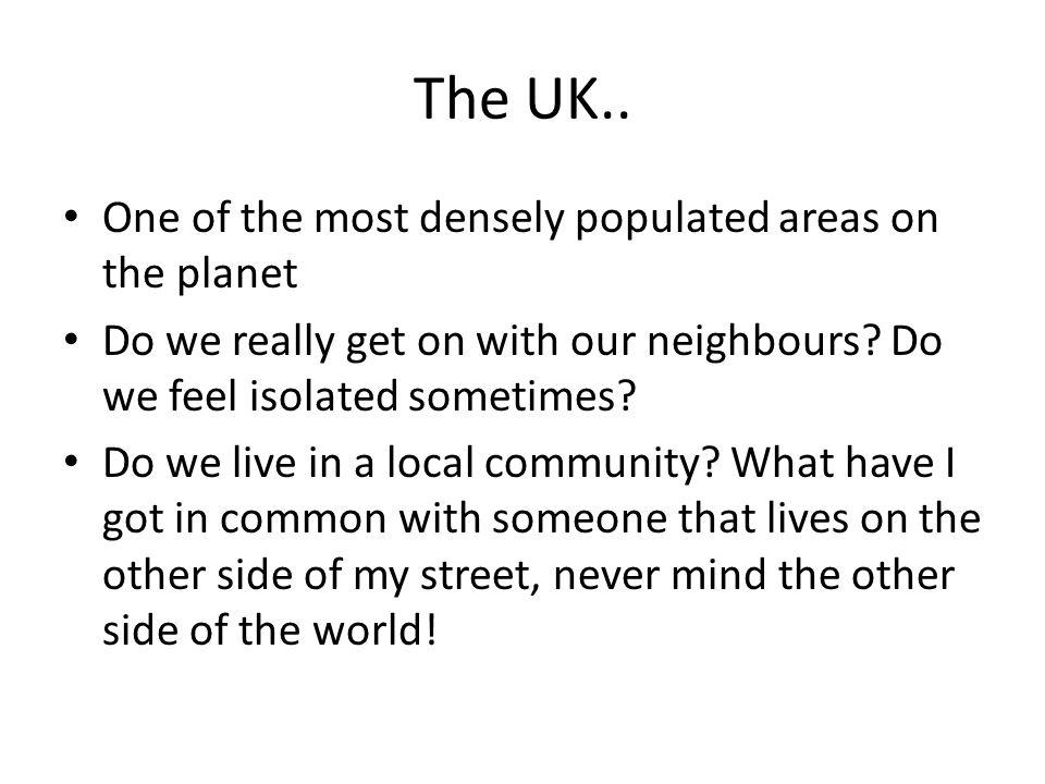Where do we live?