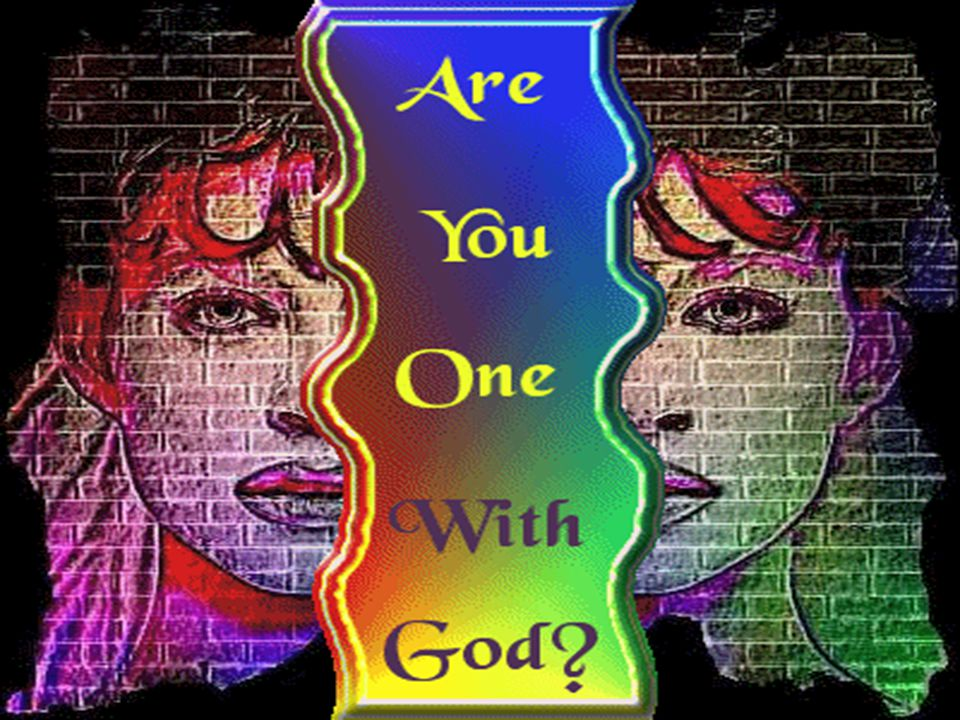 God is Intelligent God is the creator and sustainer of all things.