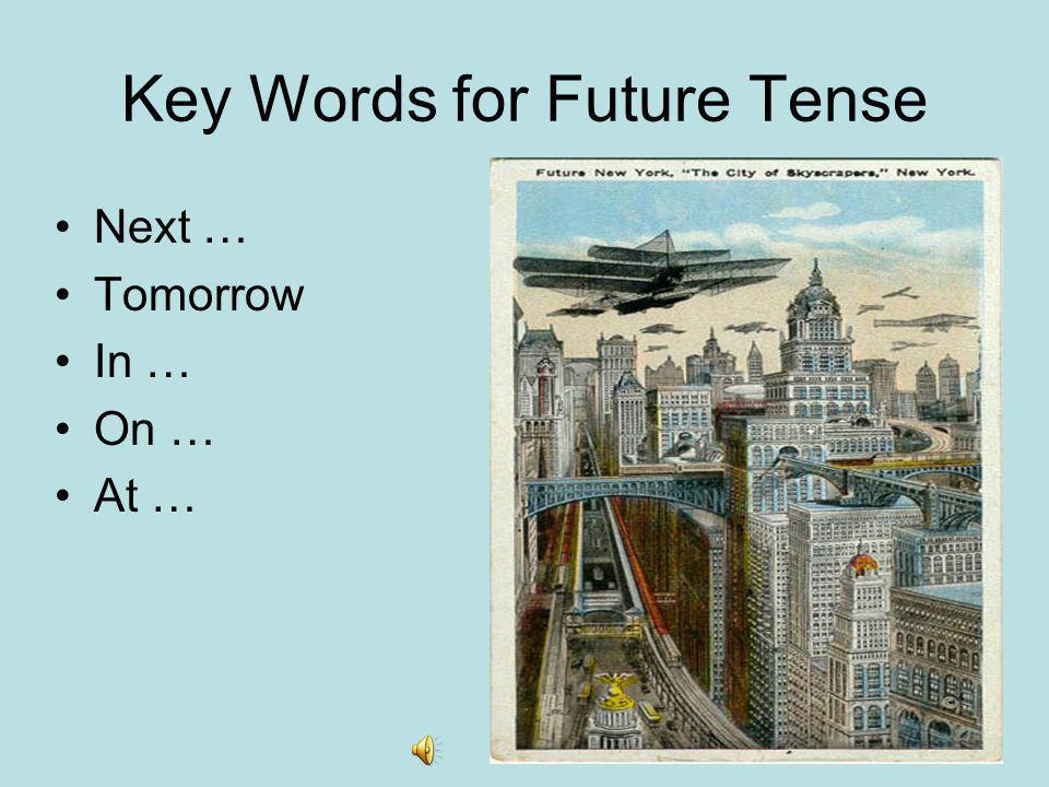 Future Tense Kristi Reyes