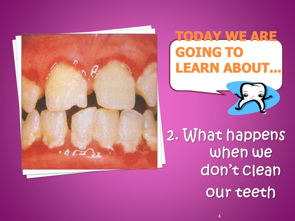 3. What foods cause tooth decay 5