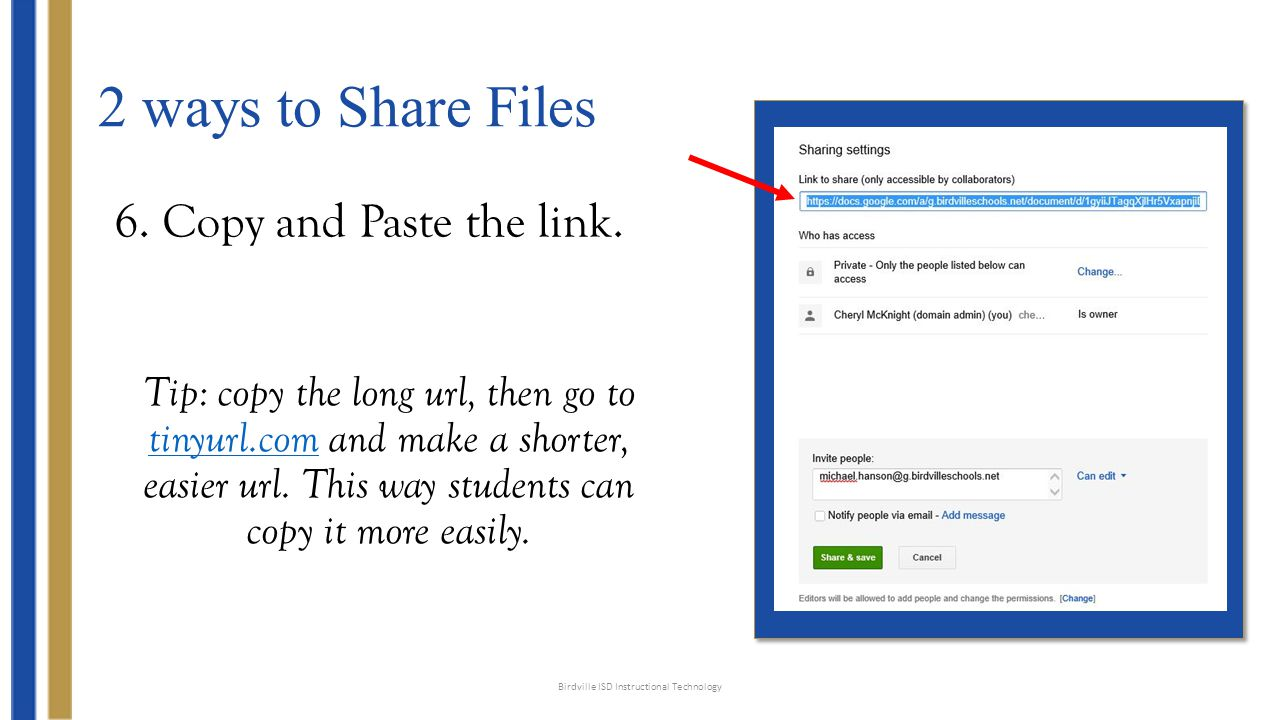 Turn It In: Using Google to collect student work 1.Go to Drive  Create  Form 2.Enter name for Form (i.e.