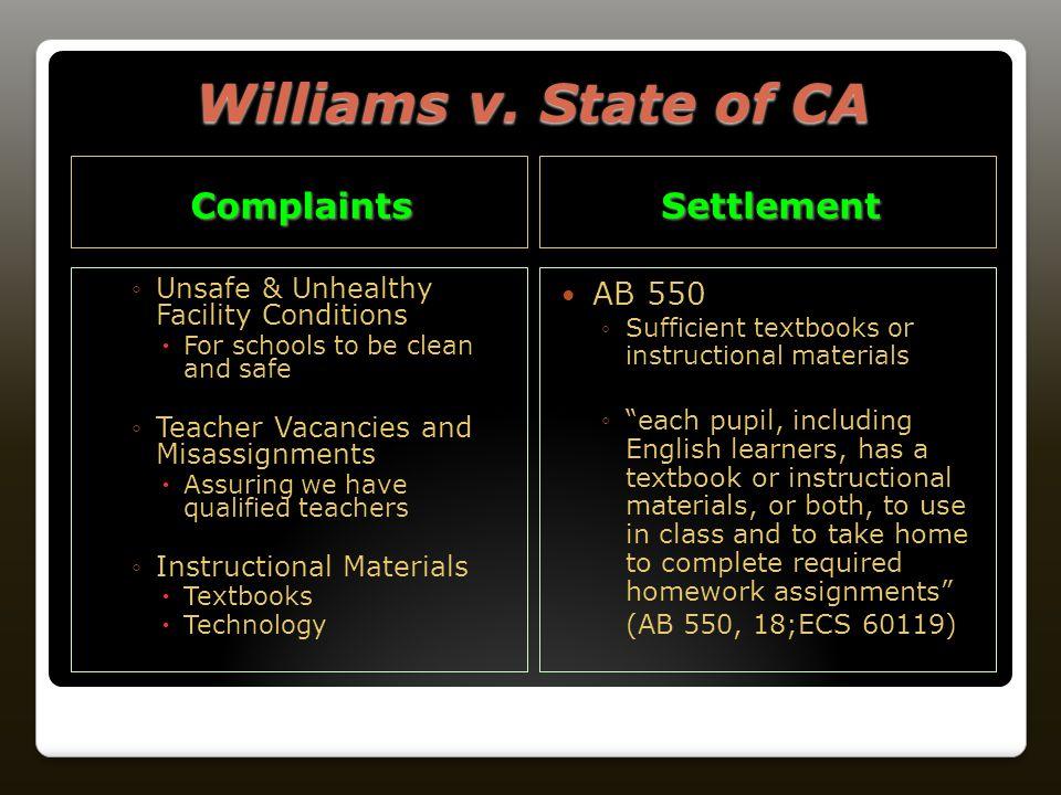 Williams v.