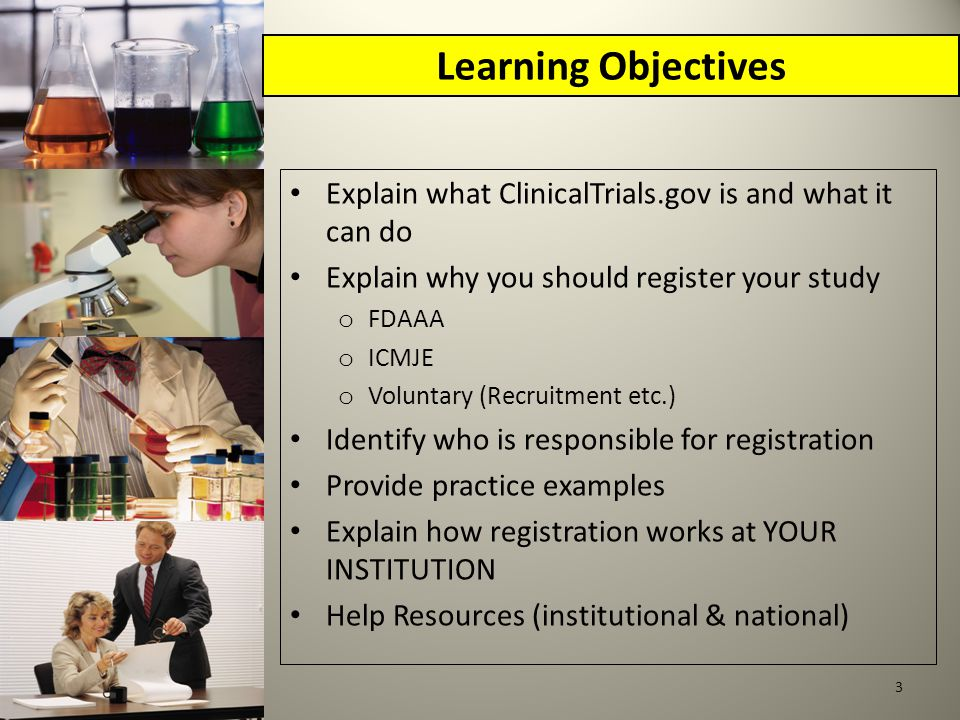 What is ClinicalTrials.gov? 4 Why should I be concerned?