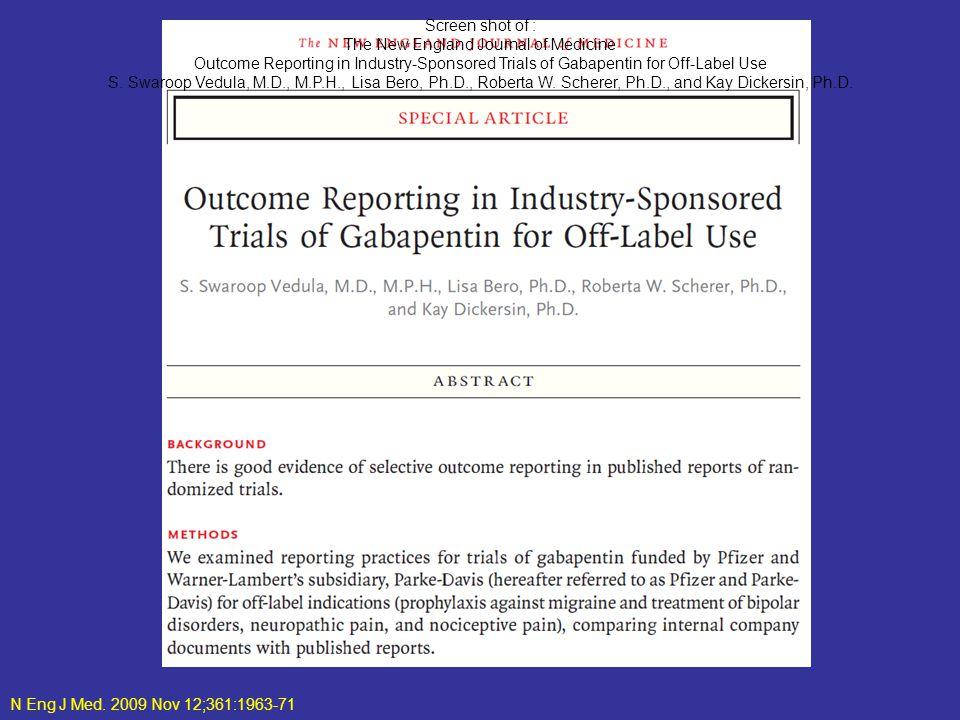 27 Screen shot highlighting Clinical Trials in U.S. FDA 510 (k) Premarket Notification