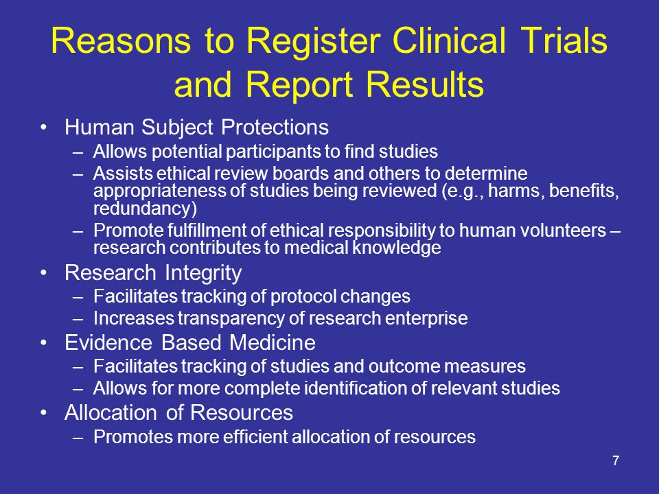 48 Screen shot of ClinicalTrials.gov List Results