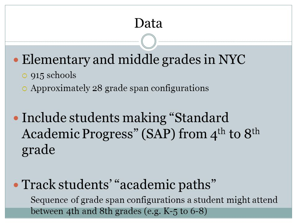 Cautions and unanswered questions  What features of K-8 are particularly effective.