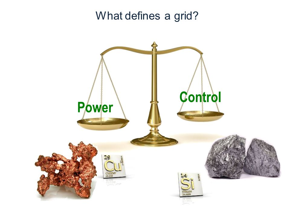 Power Control What defines a grid?