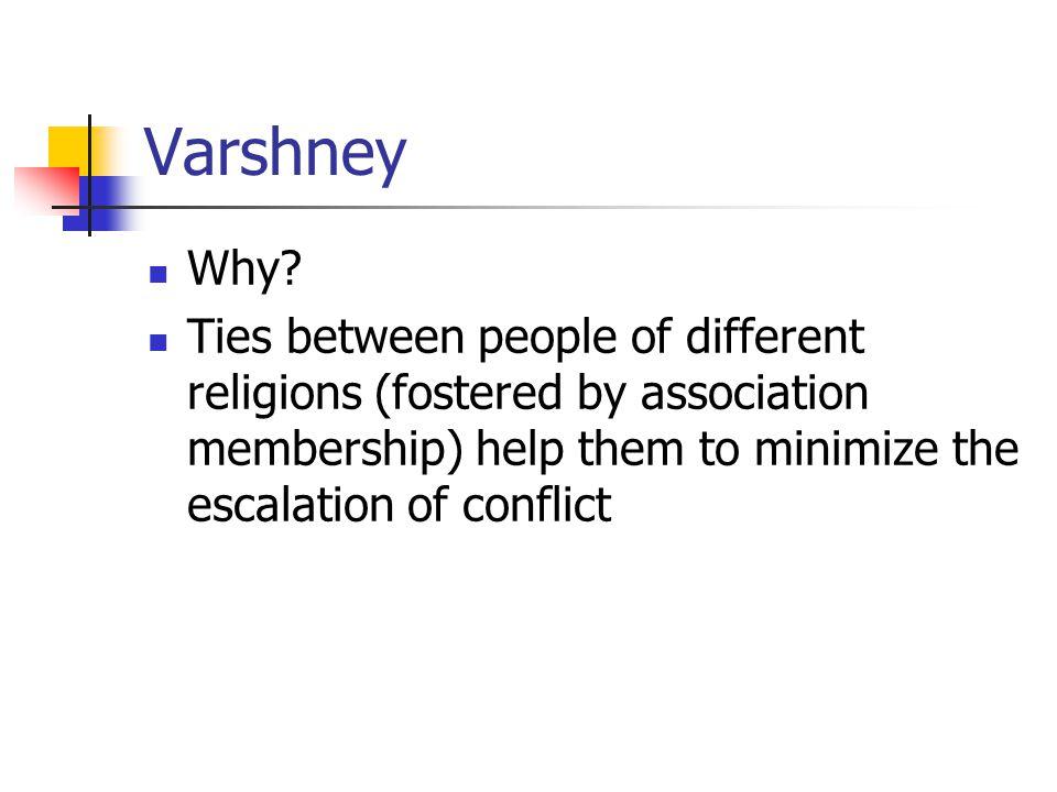 Varshney Why.