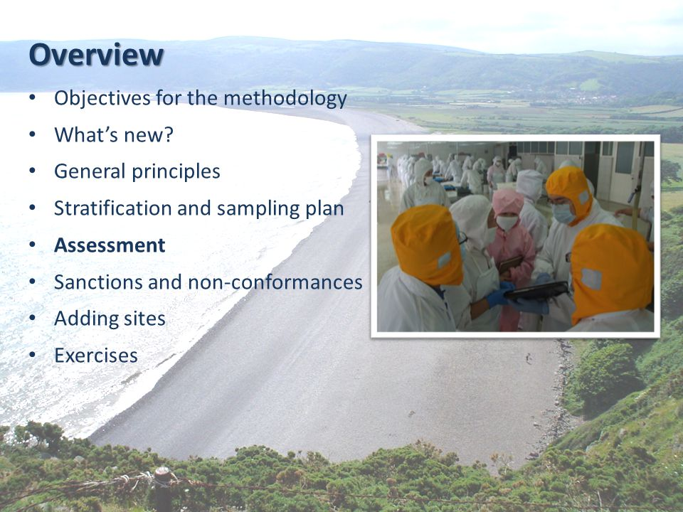 Overview Objectives for the methodology What's new.