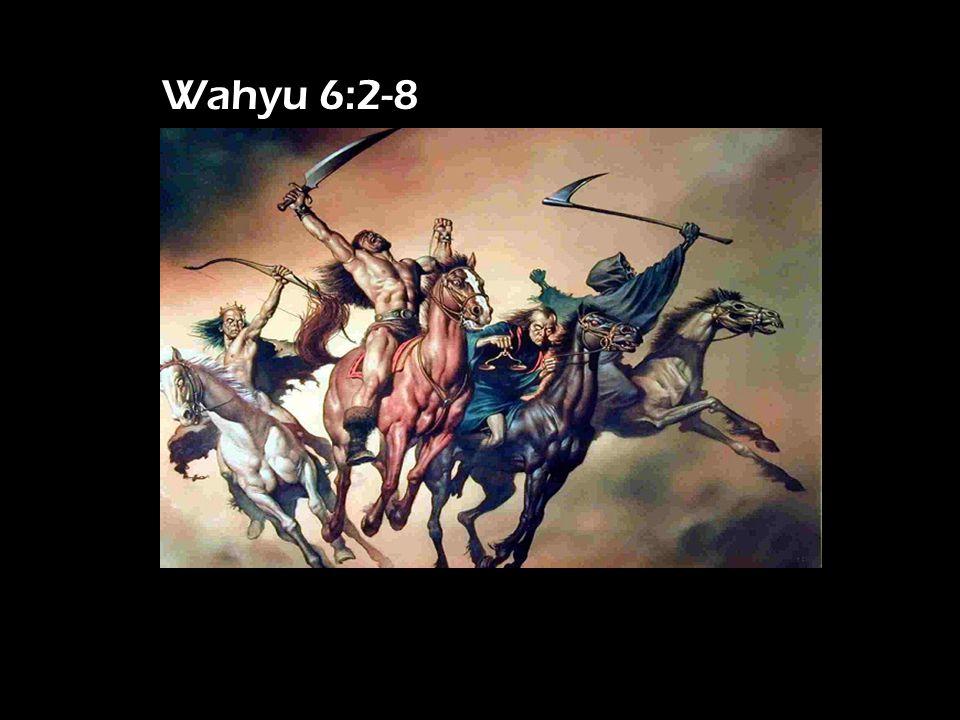 Wahyu 6:2-8