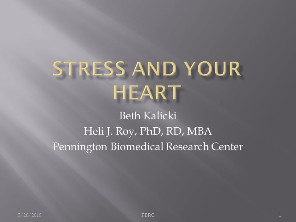 Pennington Biomedical Research Center Authors: Beth A.
