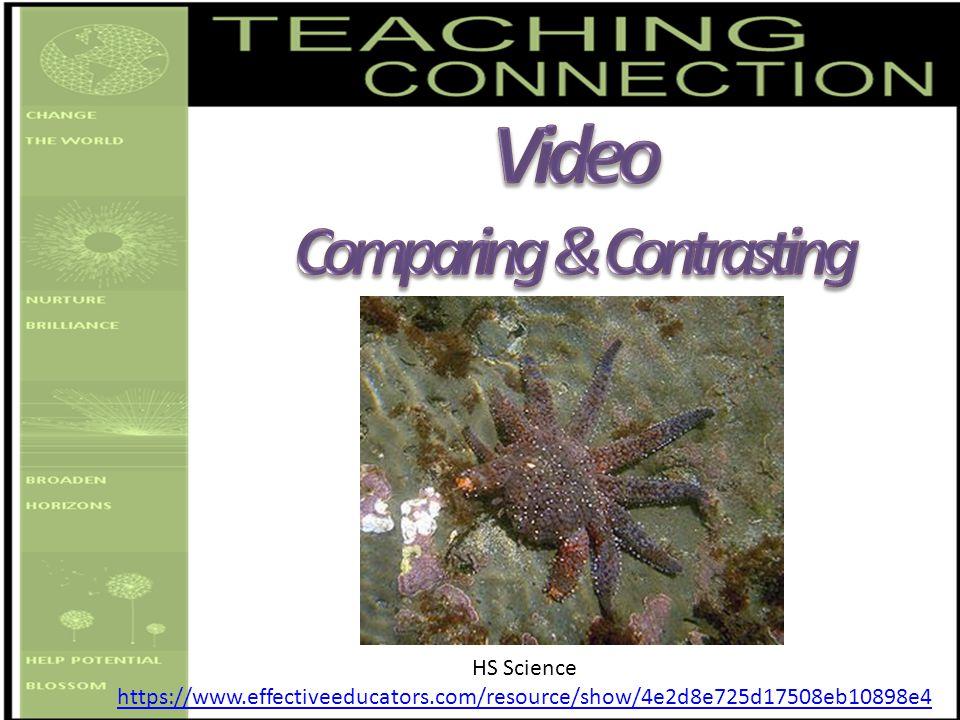 HS Science https://www.effectiveeducators.com/resource/show/4e2d8e725d17508eb10898e4