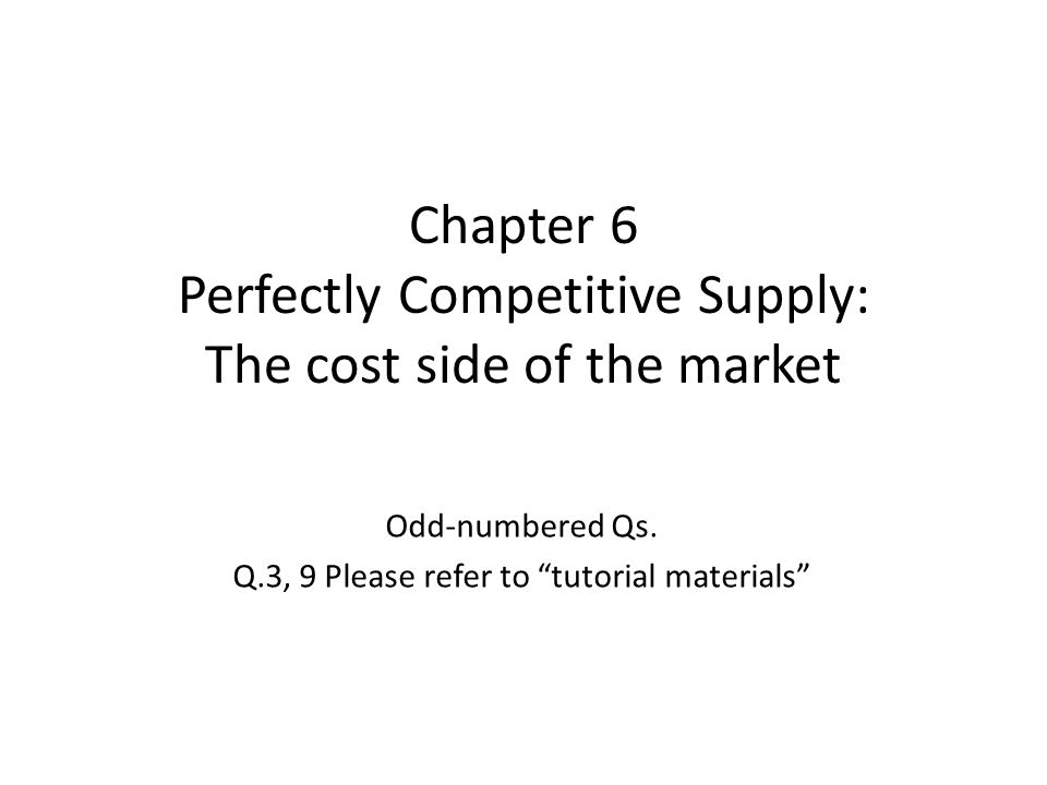 Problem #7, Chapter 6 For the pizza seller whose marginal, average variable, and average total cost curves are shown in the accompanying diagram, what is the profit-maximizing level of output and how much profit will this producer earn if the price of pizza is $2.50 per slice?